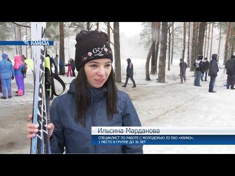Телепрограмма «Вести КАМАЗа» от 09.03.2020 (самые свежие и актуальные новости камского автогиганта)