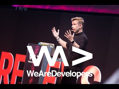 How to Design Human Centered Chatbots? - Sebastian Krumhausen @ WeAreDevelopers Conference 2017