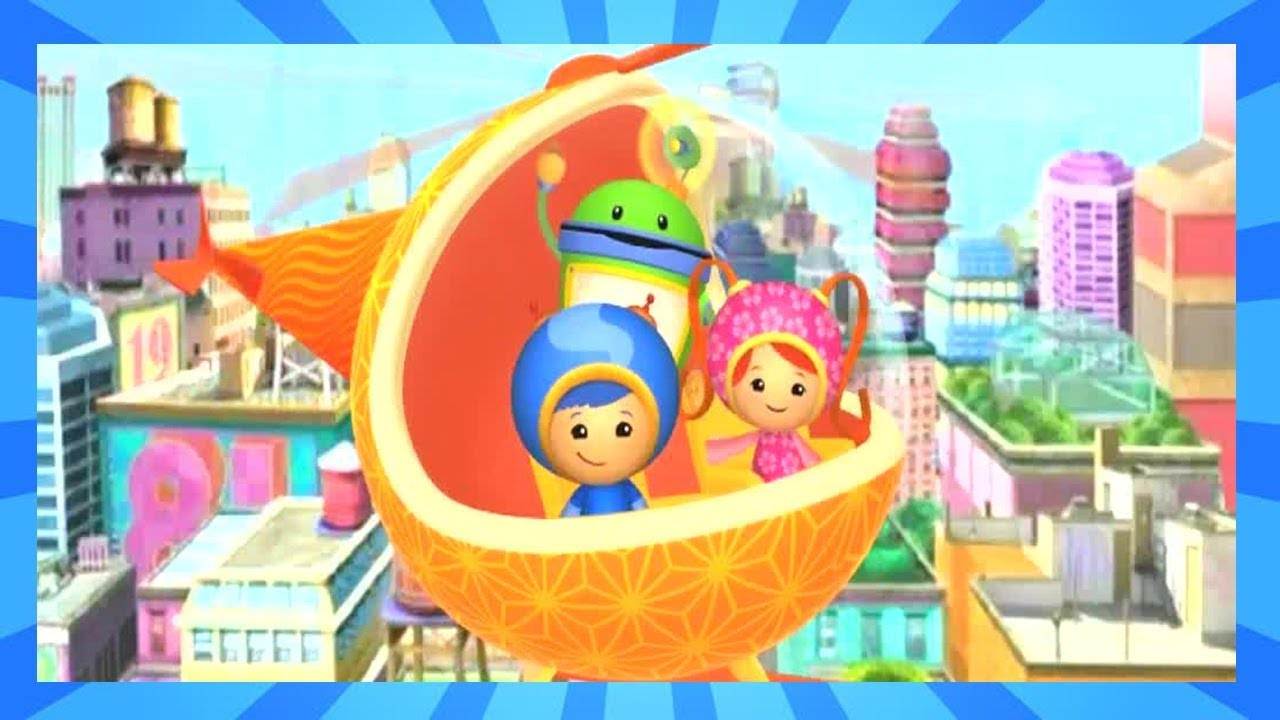 Team Umizoomi Mighty Math Missions FULL | Team Umizoomi Games