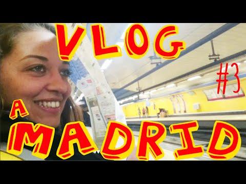 Journée en mode Touristes... - Vlog à Madrid #3  (VOSTR-FR)