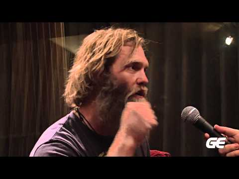 Backstage with... Anders Osborne