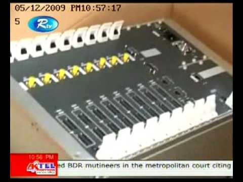 VOIP items recovered by RAB