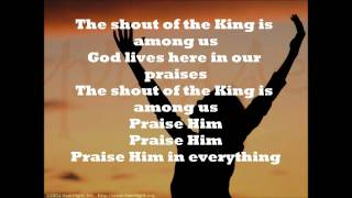 shout of the king by hillsong 2 mp3