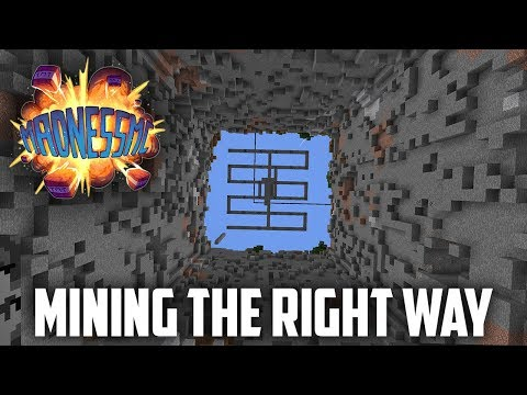 MadnessMC Factions - Episode 4: The Better Way To Tunnel (Blast Mining)