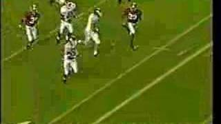 Oklahoma Sooners vs Alabama, fake punt & long bomb