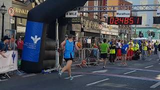 Great Limerick run  Marathon, May 2018