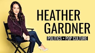 Heather Gardner Reel: Politics + Pop Culture