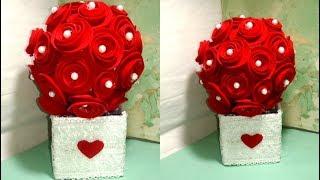 Best handmade gift for rose day | handmade gift DIY | valentine