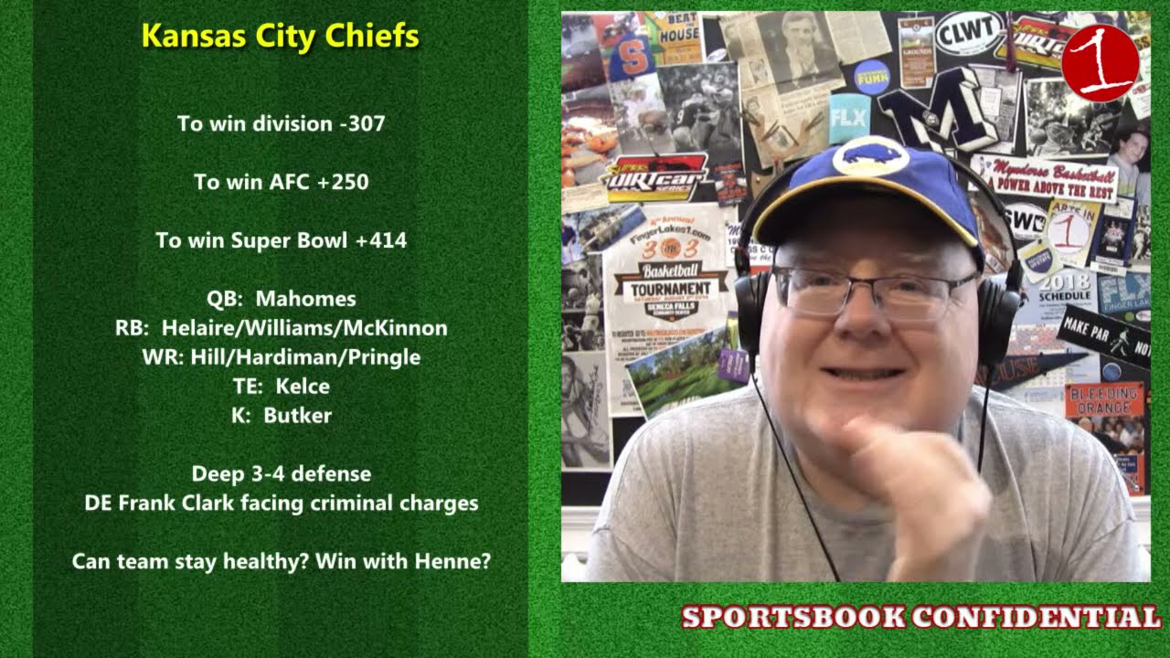 SPORTSBOOK CONFIDENTIAL: NFL 2021 AFC West Preview (podcast)