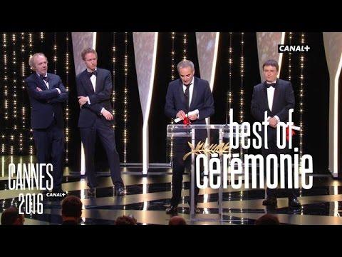 Prix de la mise en scène : O. Assayas et C. Mungiu - Cannes 2016 - Canal+