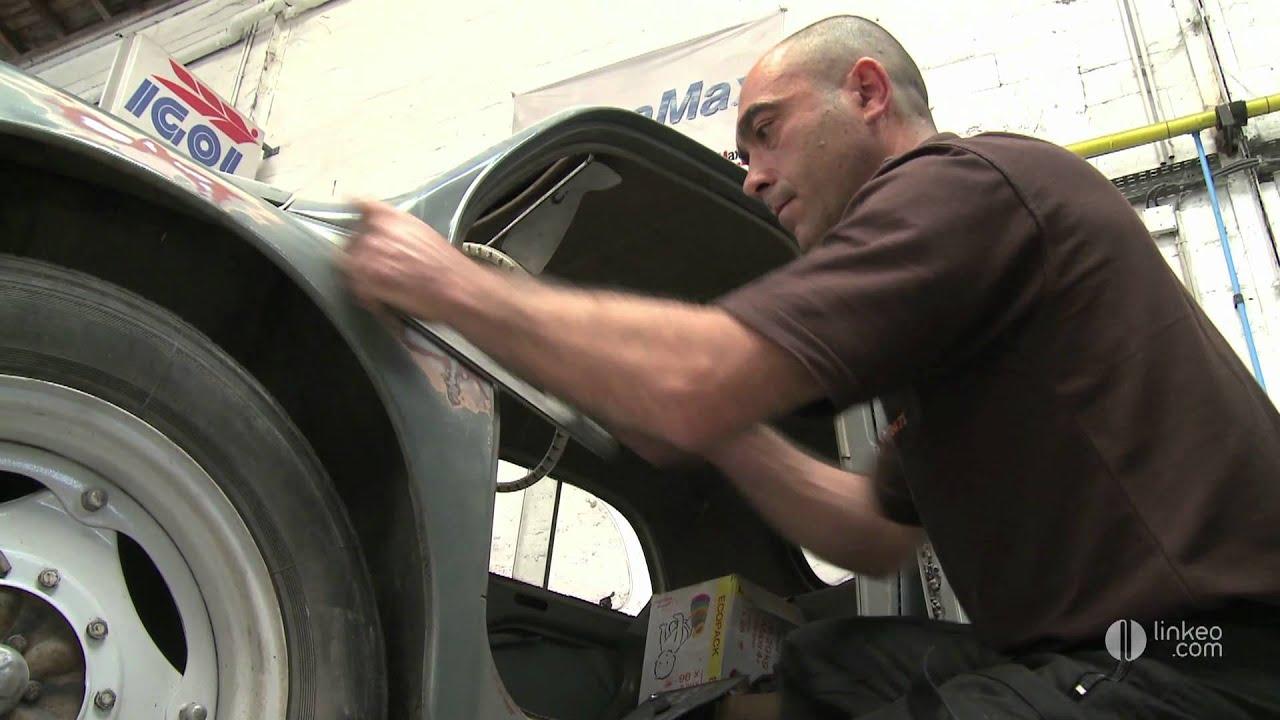 Jp auto garage carrosserie peinture bordeaux 33 youtube for Garage automobile bordeaux