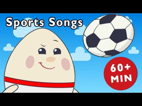 Football Rocker and More | Nursery Rhymes from Mother Goose Club!