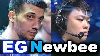 EG vs NEWBEE - TI7 Winners Bracket DOTA 2
