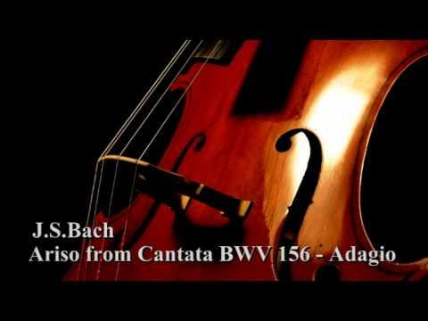 J.S.Bach - Arioso From Cantata BWV 156 - Adagio