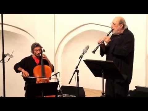 Zomerjazzfietstour 2014 Gianluigi Trovesi & Marco Remondini