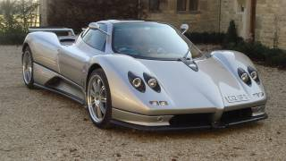 evo Diaries- Pagani Zonda 7.3 C12 S review Part 1- Harry's Garage