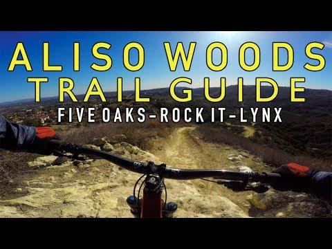 Laguna Beach's Most Popular MTB Loop | Aliso Woods Trail Guide | Mountain Biking Southern California