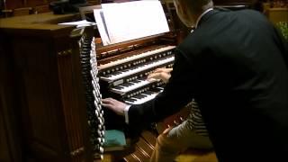 Tabernacle Organ 2015/ Prelude