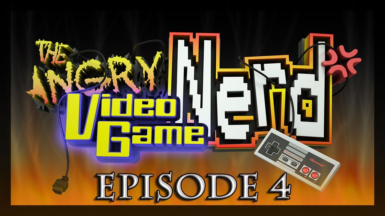 Who Framed Roger Rabbit Angry Video Game Nerd Episode 4 - YouTube