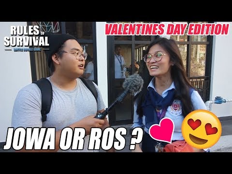 JOWA OR ROS ( VALENTINES DAY