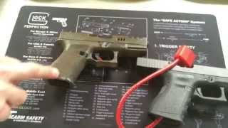 Grant Reynolds talks about his high speed Zev Tech Glock 19