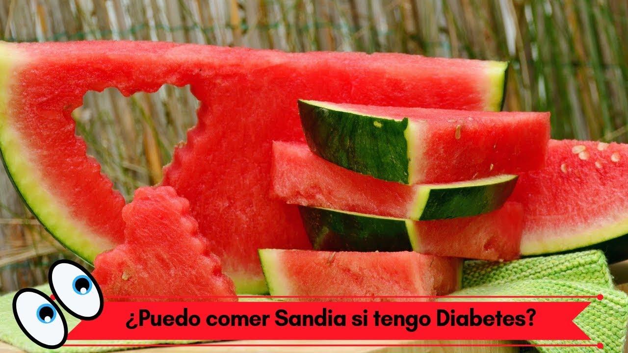 10 beneficios de la sandía para la diabetes