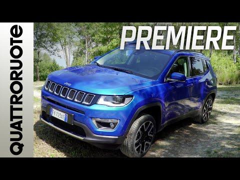 Jeep Compass: prime impressioni di guida | Quattroruote