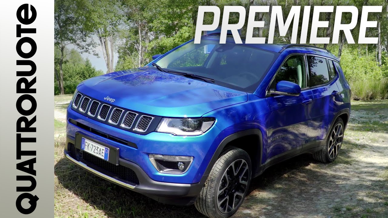 Jeep Compass: prime impressioni di guida | Quattroruote ...