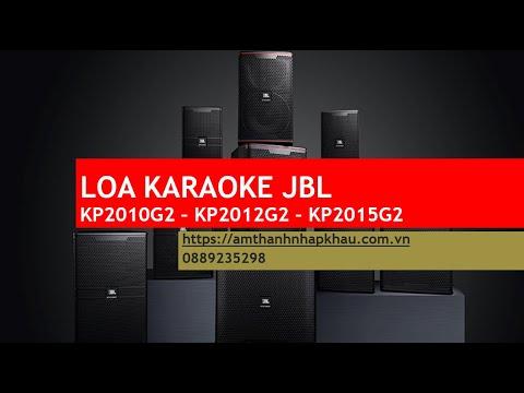 Loa karaoke JBL KP2012G2 1