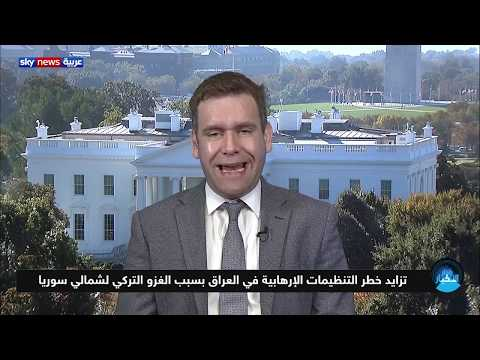 مخاوف في العراق من هروب قادة داعش من سجون قوات سوريا الديمقراطية  - نشر قبل 32 دقيقة