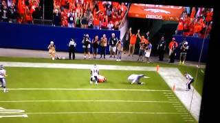 peyton manning unsportsmanlike conduct penalty for sweating texans swearinger