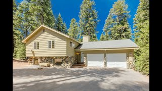 12276 Pine Forest Road  |  Truckee, CA 96161  |   Wonderful remodeled Prosser home!