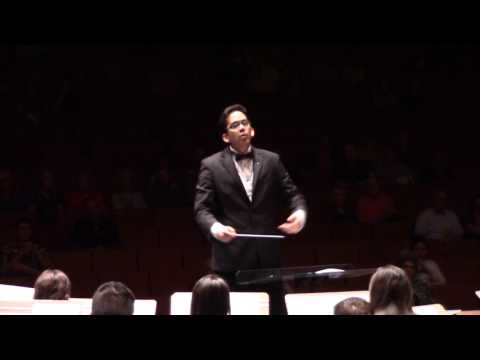 Amazing Grace Conducted By Bryan Raya