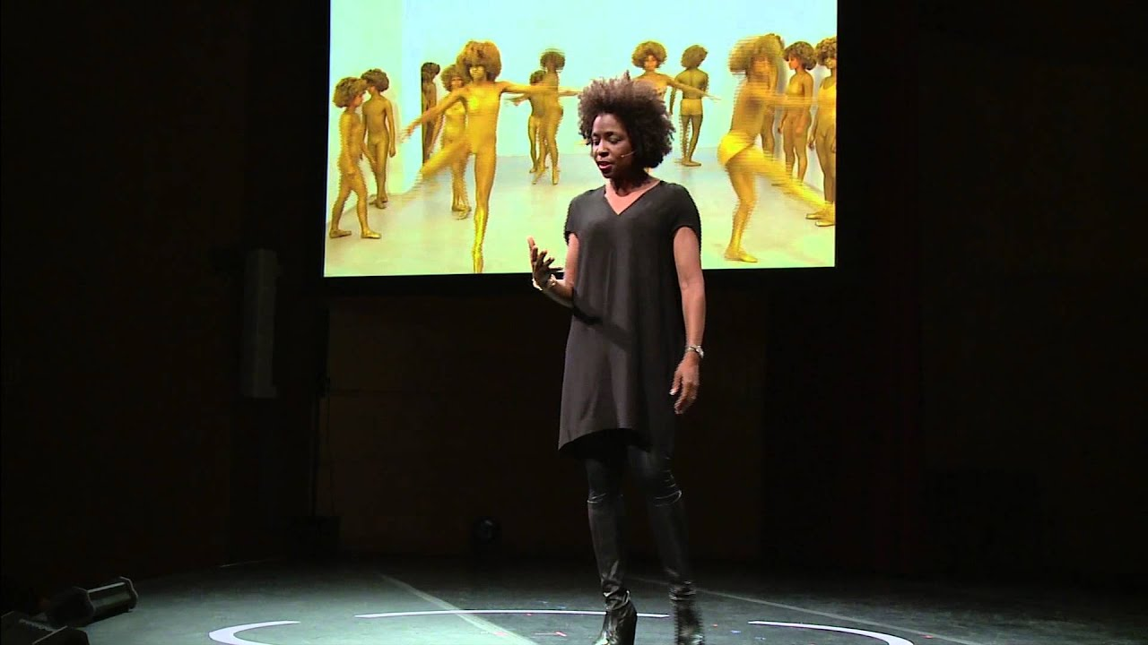 Lorna Simpson at TEDxMet - YouTube