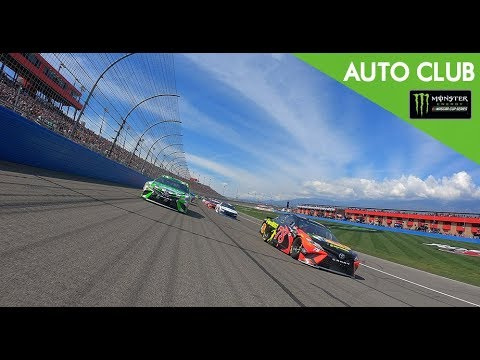 Monster Energy NASCAR Cup Series Full Race Auto Club 400