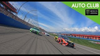 Monster Energy Nascar Cup Series- Full Race -Auto Club 400