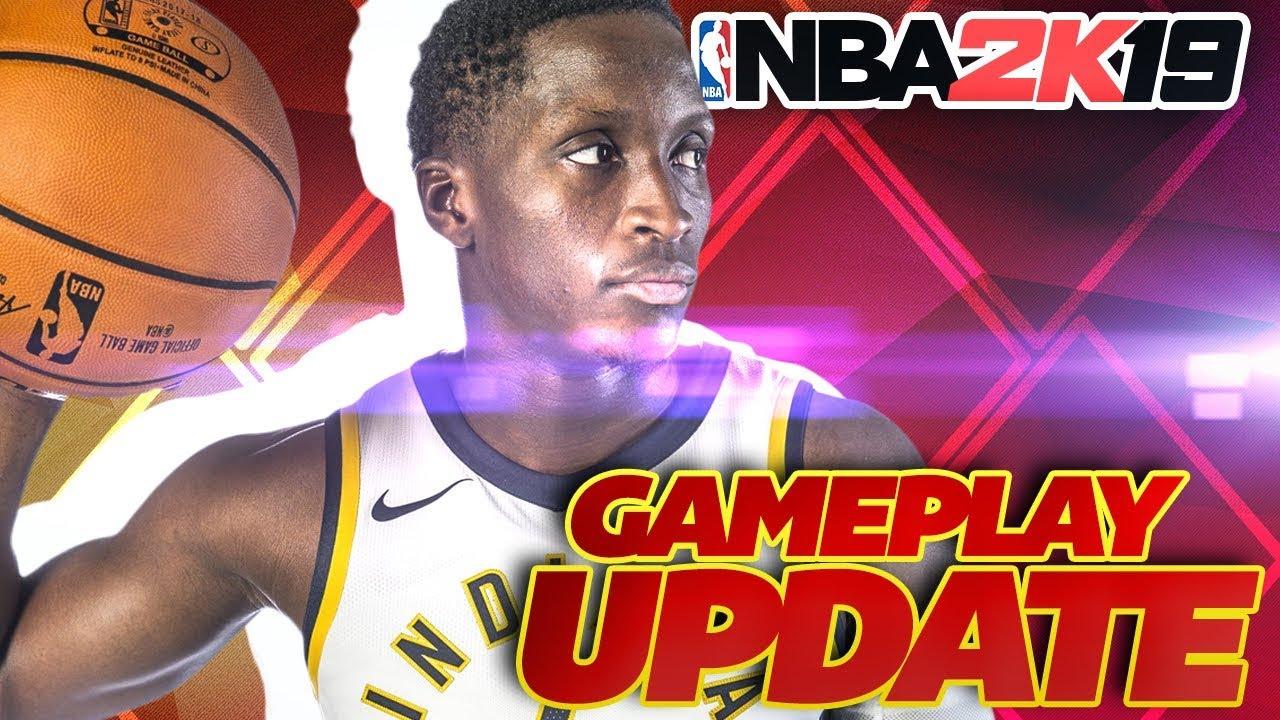NBA 2K19 Major Gameplay Update! Patch 4 FULL Details!