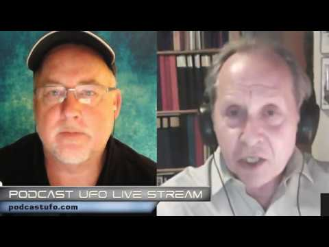05-23-18 Peter Robbins, UFOs, the Good, Bad & Unexpected
