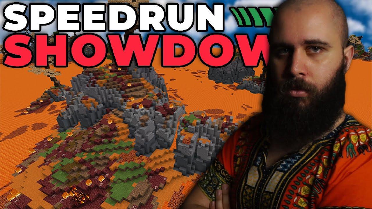 Sfido Mastro ad una Speedrun di Minecraft Sea of Flames II
