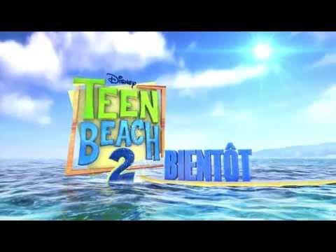 Teen Beach 2 - Premières images du tournage