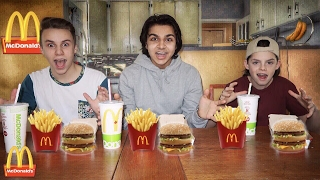 mcdonalds fries challenge