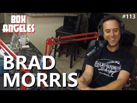 "Brad Morris ""Make it up."""