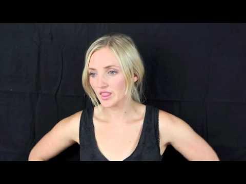 Lisa Emanuel  Australian actress General American accent
