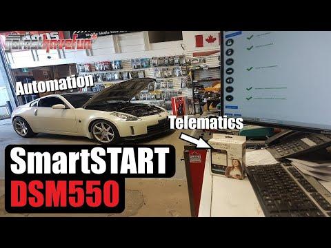Viper SmartSTART DSM550 GPS Tracking (Viper 5806V combo Nissan 350Z)   AnthonyJ350