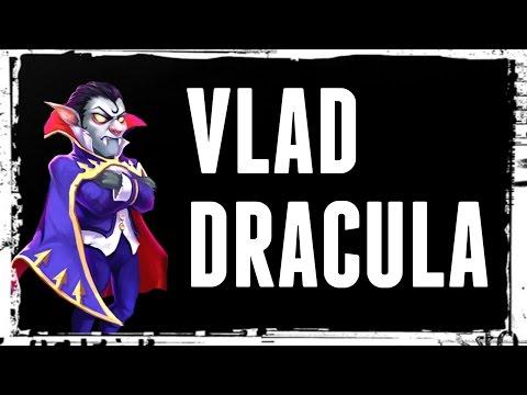 Castle Clash: Vlad Dracula - New Hero
