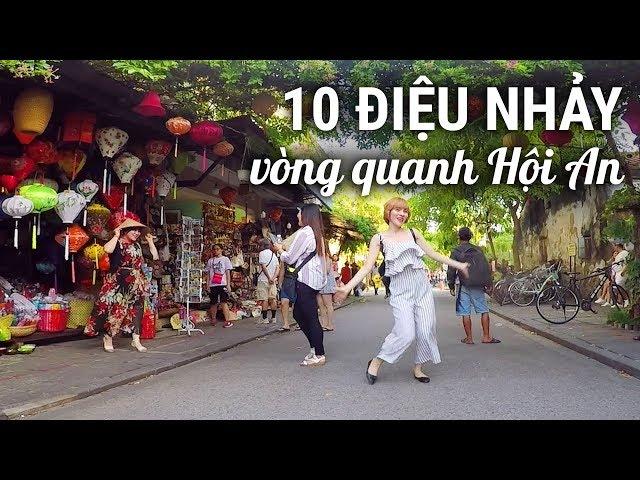 10 điệu nhảy vòng quanh Hội An | Rosa Alba - Dancing around Hoi An | Panoma Dance Crew