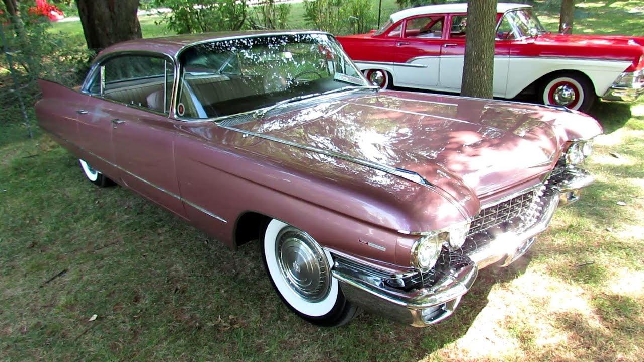 1960 cadillac model 62 hardtop six windows exterior and interior rh youtube com