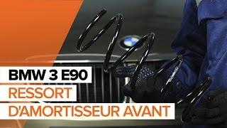 Regardez notre guide vidéo sur le dépannage Ressort de suspension BMW