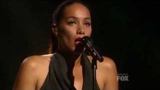 Leona Lewis - Run - The X Factor USA 2011 (Live Final Show)