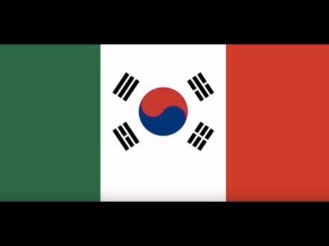 Mexico/English/German/Brazilian reactions to 2-0 Korea vs German!